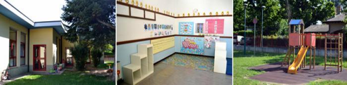 Scuola dell'Infanzia - Cavenago di Brianza