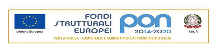 PON - Fondi strutturali europei 2014 - 2020